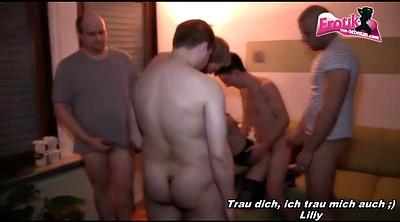Private, Anal party, Lilly