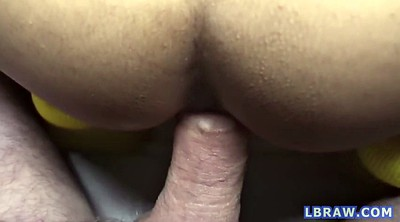 Asian anal creampie, Asian creampie