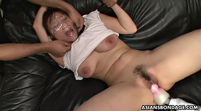 Japanese bdsm, Japanese bondage, Gaping pussy, Gaping, Japanese dildo, Insertion