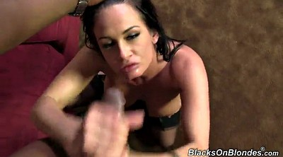 Tori black, Anal interracial