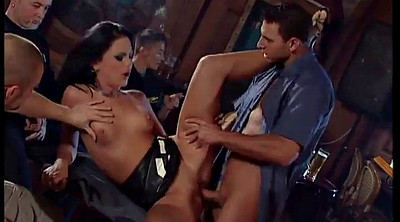 Foursome anal, Anal interracial