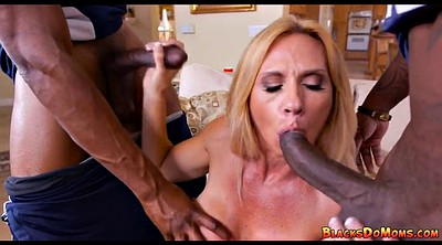 Ebony mom, Blacks on blondes, Black mom