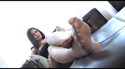 Nylons, Nylon feet, Nylon foot, Feet nylon