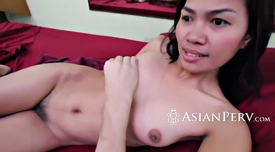 Threesome, Asian cum