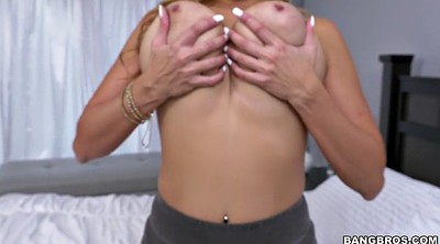 Natural tits milf, Knockers, Huge natural tits, Huge latina