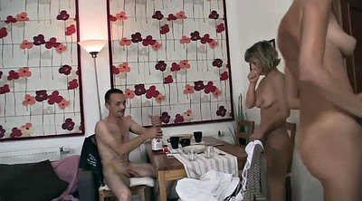 Family, Big tits granny threesome, Skinny old, Skinny granny, Granny group, Family threesome