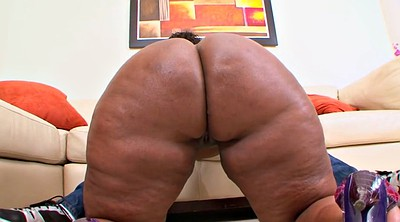 Huge ass, Bbw ebony