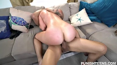 Spanked, Tits fuck
