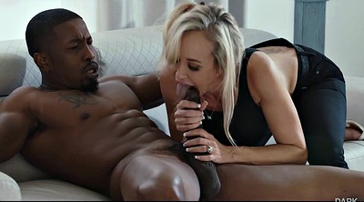 Brandi, Black cock, Milf interracial