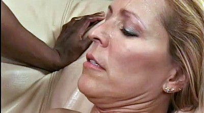 Mature interracial, Big black