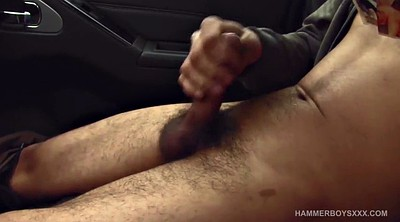 Car masturbation, Young hairy, Shot, Car masturbate, Straight guy