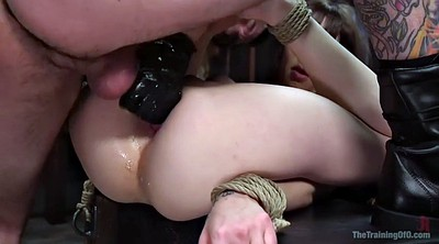 Leggings, Tied up, Anal fist, Tied anal, Missionary anal, Legs up