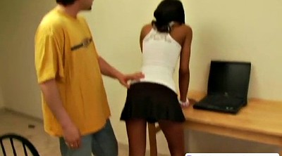 Spanking, Small asian