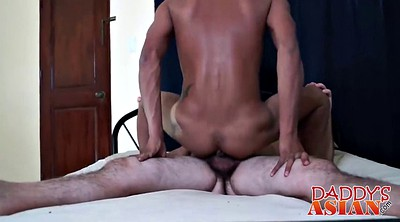 Dad, Asian cute, Asian blowjob