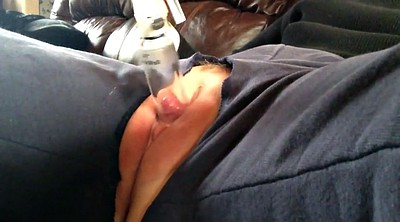 Big clit, Puffy, Mature orgasm, Pumps, Contraction