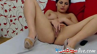 Webcam pussy, Big pussy solo