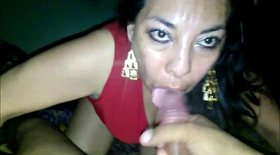 Mexican, Amateur wife, Swallowing