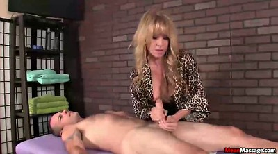 Mature massage, Massage milf
