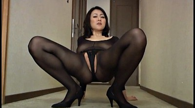 Stockings, Japanese mature, Japanese bbw, Japanese stocking