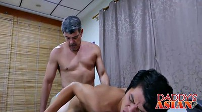Asian daddy, Office sex, Office asian