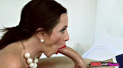Cougar, Monster cock, Ariella ferrera, Hell, Seduced