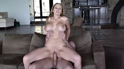 Mom blowjob, Busty mom, Young lover