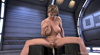 Mom anal, Machine fucking, Mom squirt, Mom pee, Machines, Machine anal