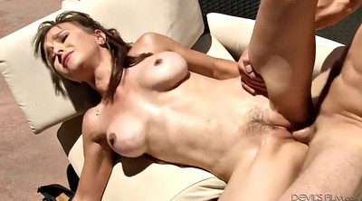Pee, Cougar, Cytherea, Missionary milf, Doggy style