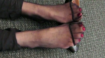 Pump, Nylon foot