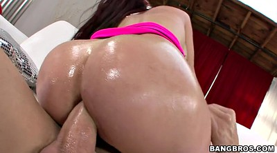 Booty anal, Phat booty, Oil anal
