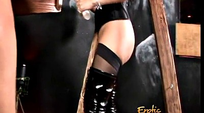 Boots, Latex shemale