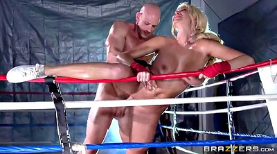 Creampie milf, Ring, Boxing, Box, Blonde milf