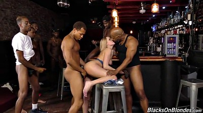 Black gangbang, Black group, Black booty