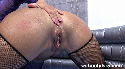 Stage, Inflatable, Squirt anal, Anal squirt