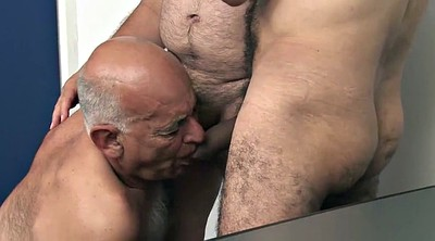 Old gay, Young and old, Mature blowjob, Homosexual, T-shirt, Shirt