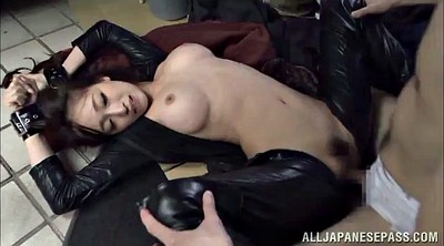 Leather, Licking hairy