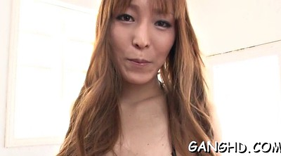 Asian gangbang, Japanese gangbang, Japanese group