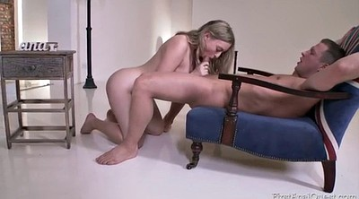 Blonde, Chair, The best, Best doggy