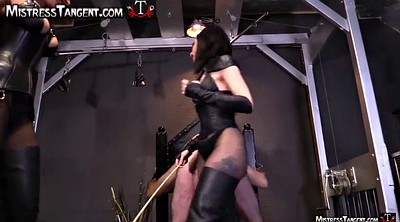 Bound, Caning, Femdom caning