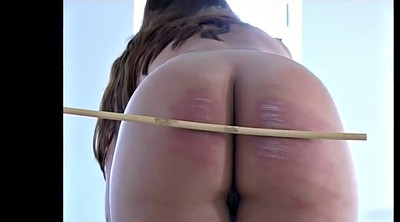 Caning, Spank girl, Plumper, Caned
