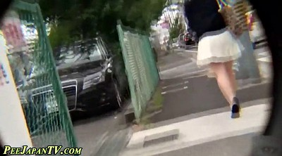Japanese outdoor, Japanese public, Japanese pissing, Japanese beauty, High heels, Japanese in public