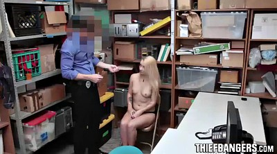Strip, Shoplifter, Small cock