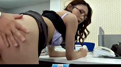 Asian pee, Japanese secretary, Japanese boss, Subtitles, Japanese subtitles