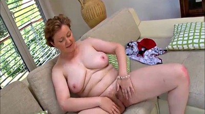 Hairy mature, Hairy masturbation