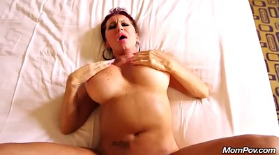 Mom anal, Mom pov, Big mom