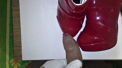 Boot, Red
