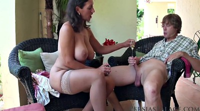 Mothers, Sex education, Mother son, Mature son, Education