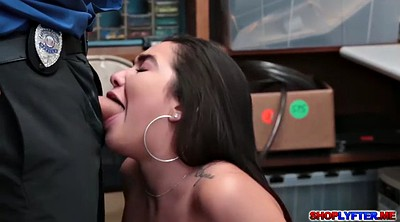 Karlee grey, Cops, Shoplifters