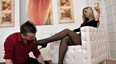 Trample, Nylons, Foot smell, Trampling, Smell, Nylon foot