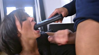 Rough anal, Black and white, Anal bbc